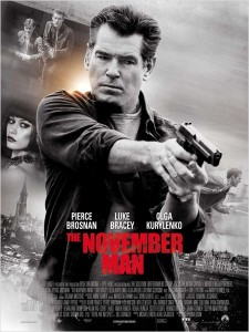 the november man - go with the blog - affiche du film