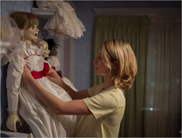 ANNABELLE - image du film poupée film 2014 Spin off Conjuring 1 - Go with the Blog
