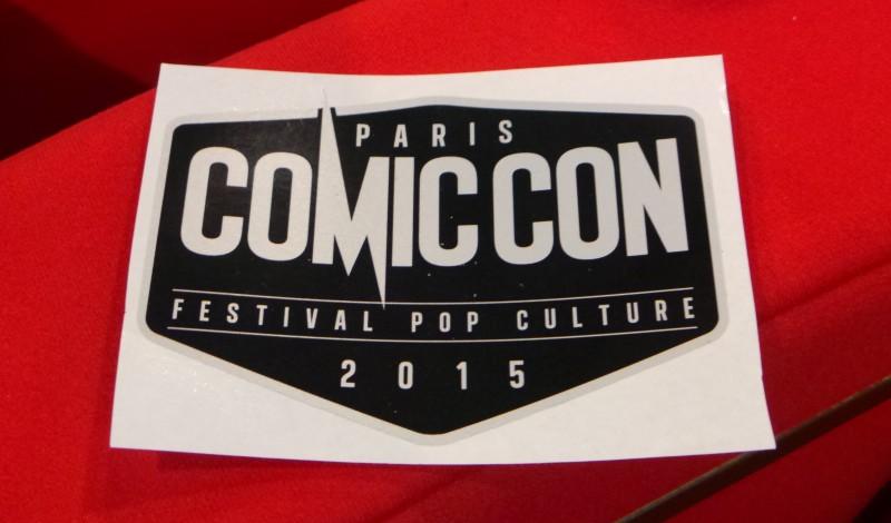 COMIC CON PARIS 2015 - Conférence de Presse Octobre 2014 Pathé Beaugrenelle - Go with the Blog