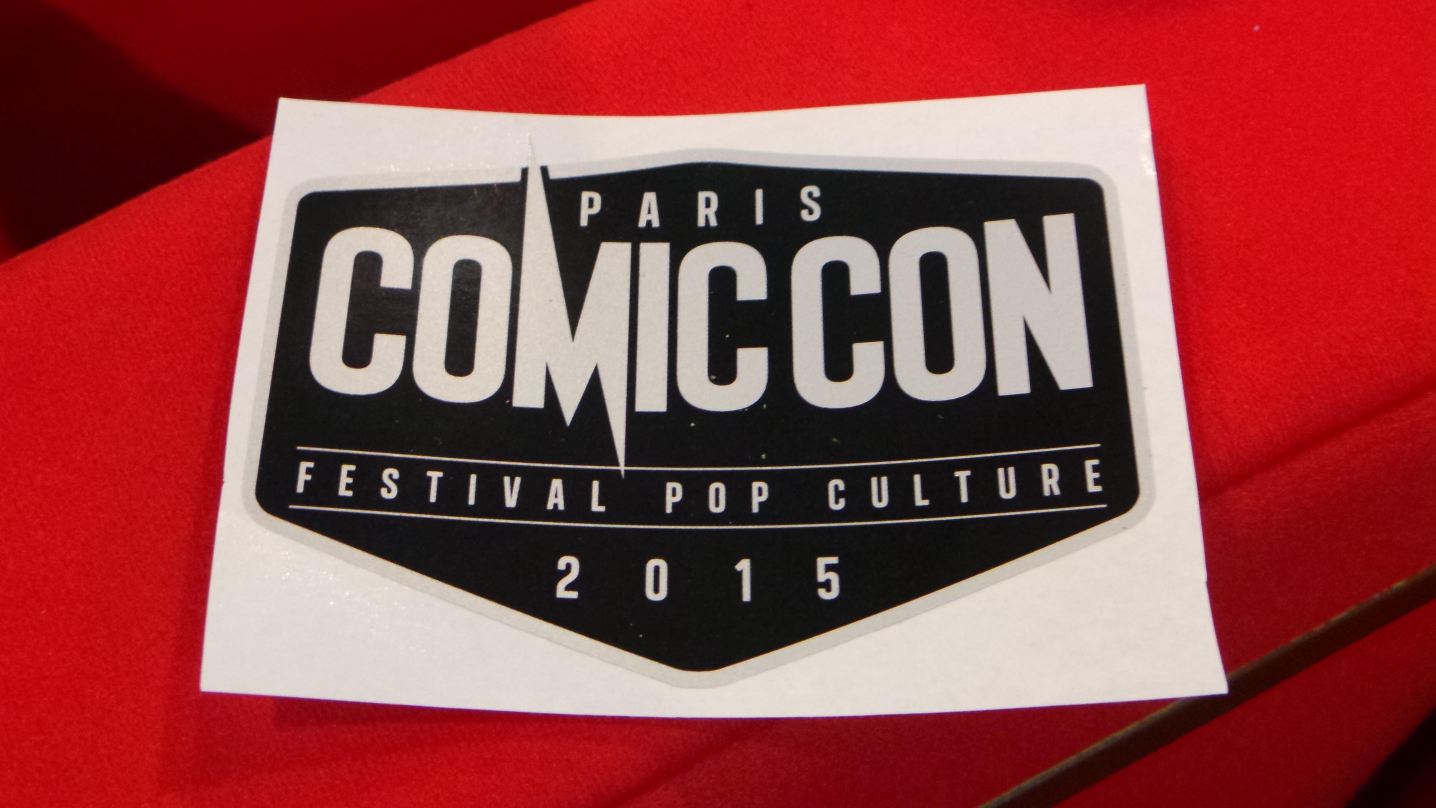 Le comic con paris l 39 v nement geek incontournable en 2015 - Programme cinema beaugrenelle ...