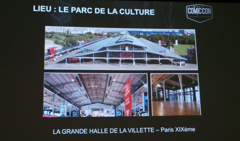 COMIC CON PARIS 2015 - Conférence de Presse Octobre 2014 Pathé Beaugrenelle Image 3 - Go with the Blog
