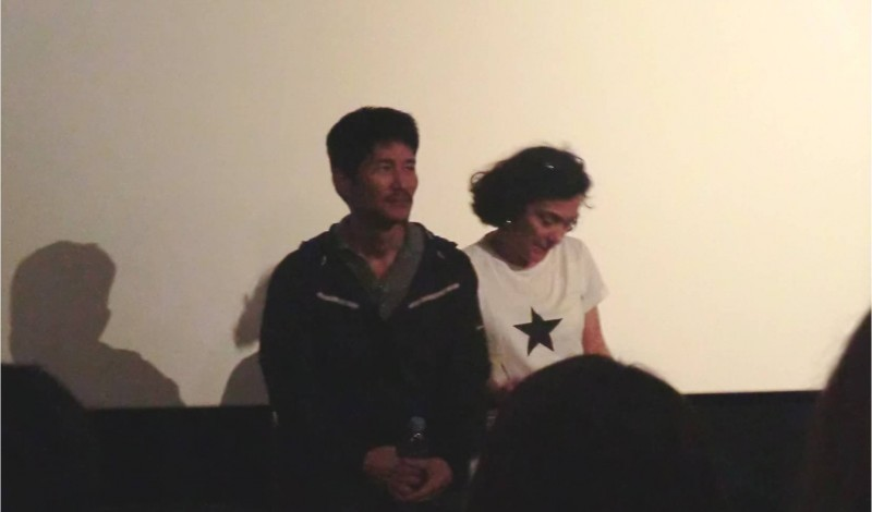 Gregg ARAKI - Masterclass Rencontre Paris WHITE BIRD 4 - copyright Go with the Blog