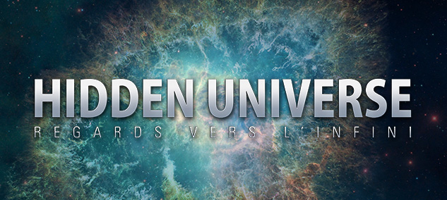 HIDDEN UNIVERSE - Bandeau 2 documentaire La Géode 2014 - Go with the Blog