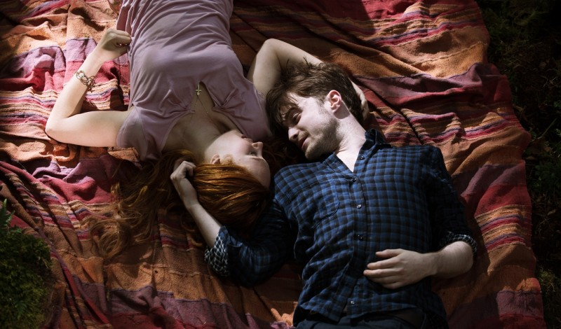 HORNS - movie Daniel Radcliffe Juno Temple love story - Go with the Blog