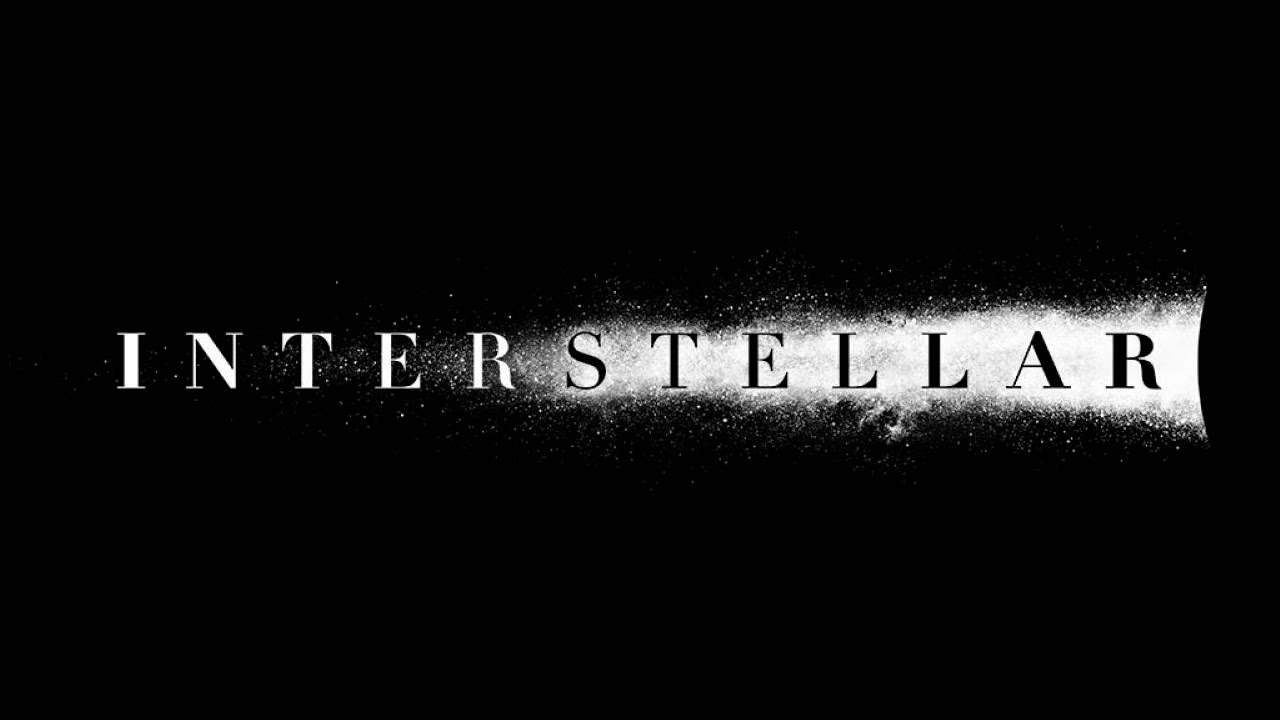 INTERSTELLAR - Bandeau Matthew McConaughey Christopher Nolan - Go with the Blog