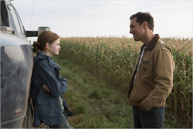 INTERSTELLAR - image du film 2 Matthew McConaughey Christopher Nolan - Go with the Blog