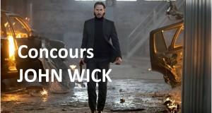 Concours : des invitations et des goodies du film JOHN WICK à gagner