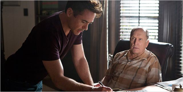 LE JUGE - image du film 2014 Robert Doweny Jr Robert Duvall - Go with the Blog