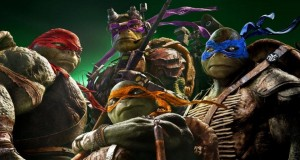 NINJA TURTLES : April et les tortues
