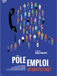 pole emploie ne quittez pas ! - go with the blog - affiche du film