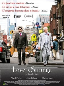 LOVE IS STRANGE - go with the blog - affichedu film