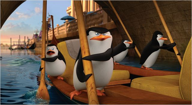 Les PINGOUINS DE MADAGASCAR - Go with the Blog - Image du film