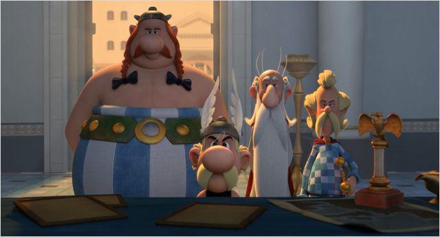 Asterix et le domaine des Dieux - go with the blog - image du film