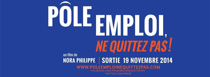 Pôle Emploi Ne quittez pas  - bannière visuel documentaire image Nora Philippe - Go with the Blog