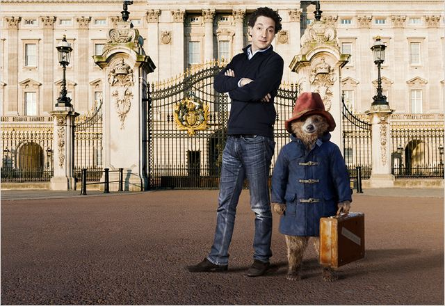 PADDINGTON - Guillaume Gallienne film StudioCanal - Go with the Blog