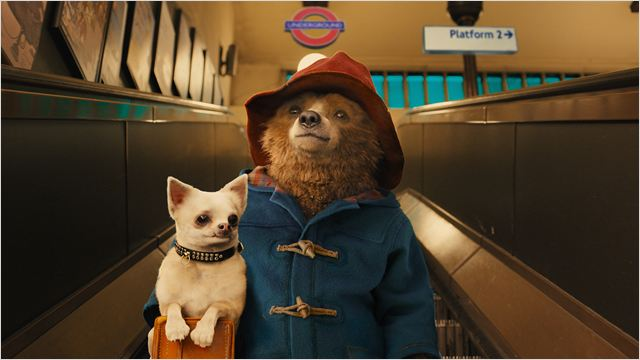 PADDINGTON - image du film Studio Canal Duffle coat bleu - Go with the Blog