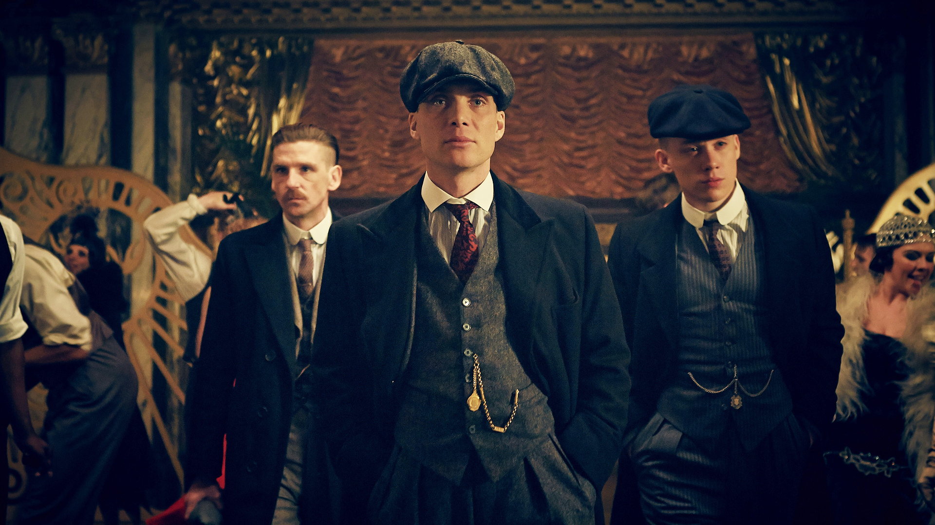 PEAKY BLINDERS - série Arte Cillian Murphy Tom Hardy - Go with the Blog