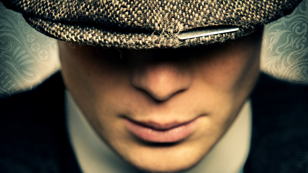 PEAKY BLINDERS - série Arte Cillian Murphy bbc two - Go with the Blog