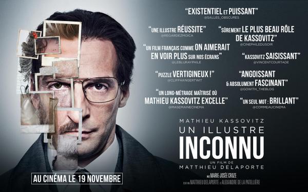 UN ILLUSTRE INCONNU - Citation Go with the Blog Pathé Films