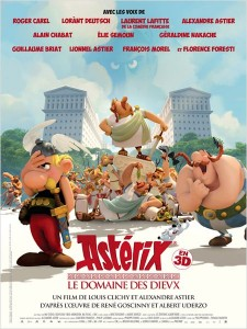 asterix - go with the blog - affiche du film