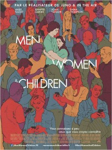 men, women & children - go with the blog - affiche du film