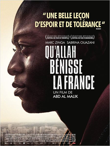 QU'ALLAH BENISSE LA FRANCE - go with the blog