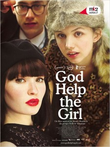 god thelp the girl - affiche du film - go with the blog