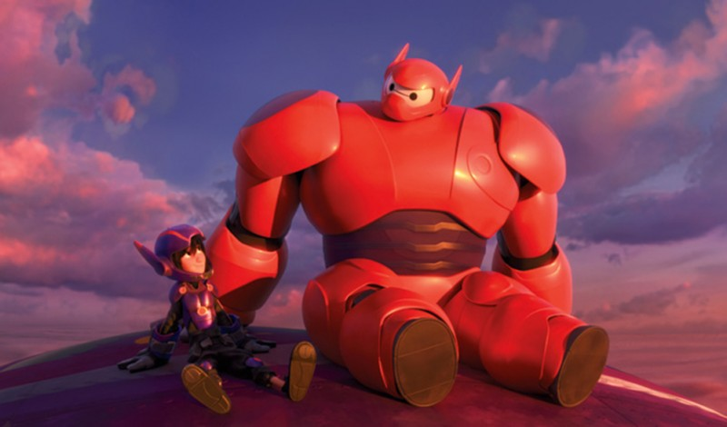BIG HERO 6 - LES NOUVEAUX HÉROS - Image du film 2  - Go with the Blog