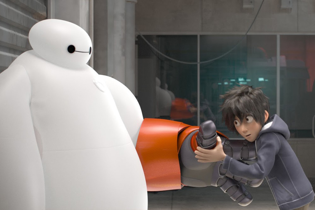 BIG HERO 6 - LES NOUVEAUX HÉROS - Image du film 3  - Go with the Blog
