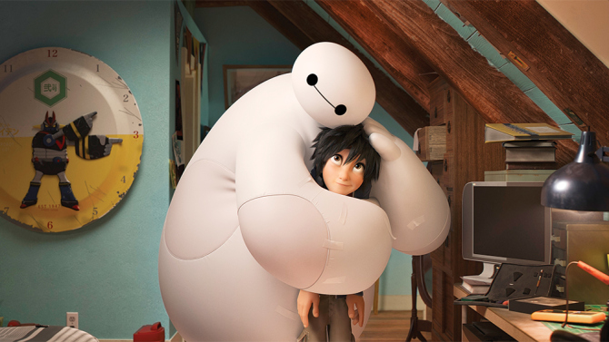 BIG HERO 6 - LES NOUVEAUX HÉROS - Image du film 5  - Go with the Blog