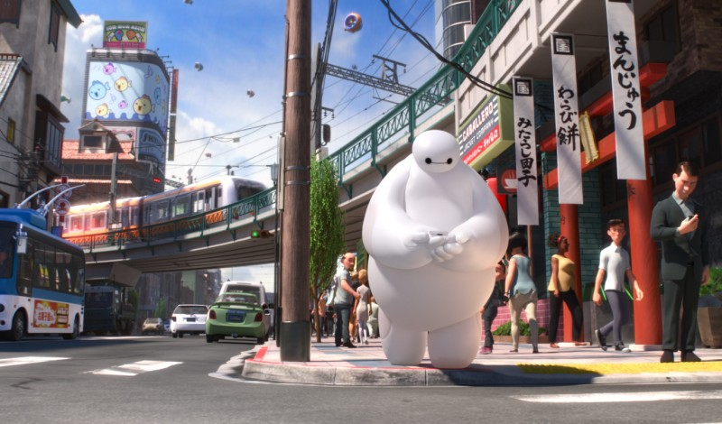 BIG HERO 6 - LES NOUVEAUX HÉROS - Image du film 6  - Go with the Blog