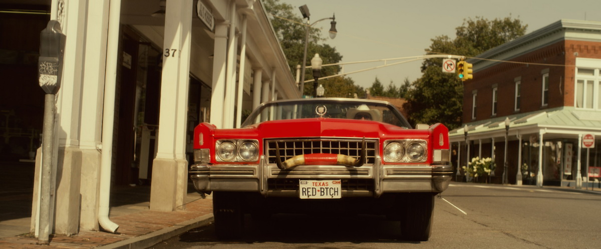 COLD IN JULY - MICHAEL C HALL CAR Texas Red Btch - Go with the Blog