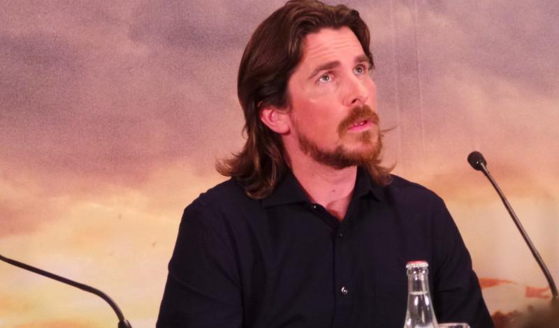 EXODUS - Conference de Presse Paris Ridley Scott Christian Bale Joel Edgerton Decembre 2014 - 20141202_101138