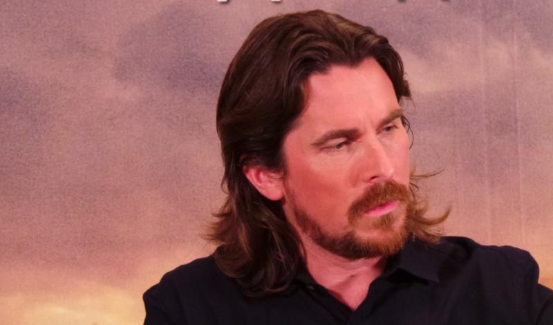 EXODUS - Conference de Presse Paris Ridley Scott Christian Bale Joel Edgerton Decembre 2014 - 20141202_101220
