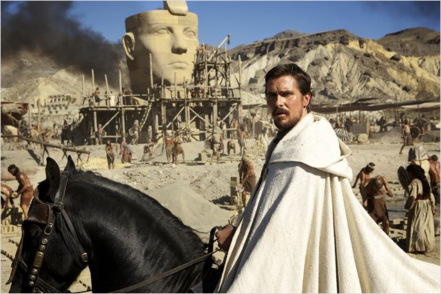 EXODUS - image du film Christian Bale - Go with the Blog