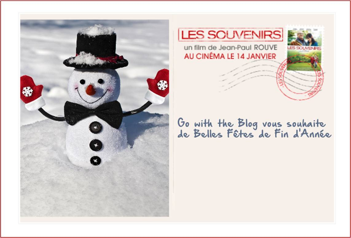LES SOUVENIRS - Carte Go with the Blog format Image