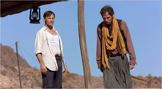 LOIN DES HOMMES - image du film Viggo Mortensen Reda Kateb - Go with the Blog