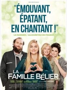 La famille bélier Go wiht the Blog - Affiche du film