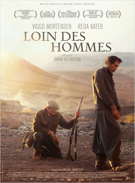 Loin des Hommes - Go with the Blog - Affiche