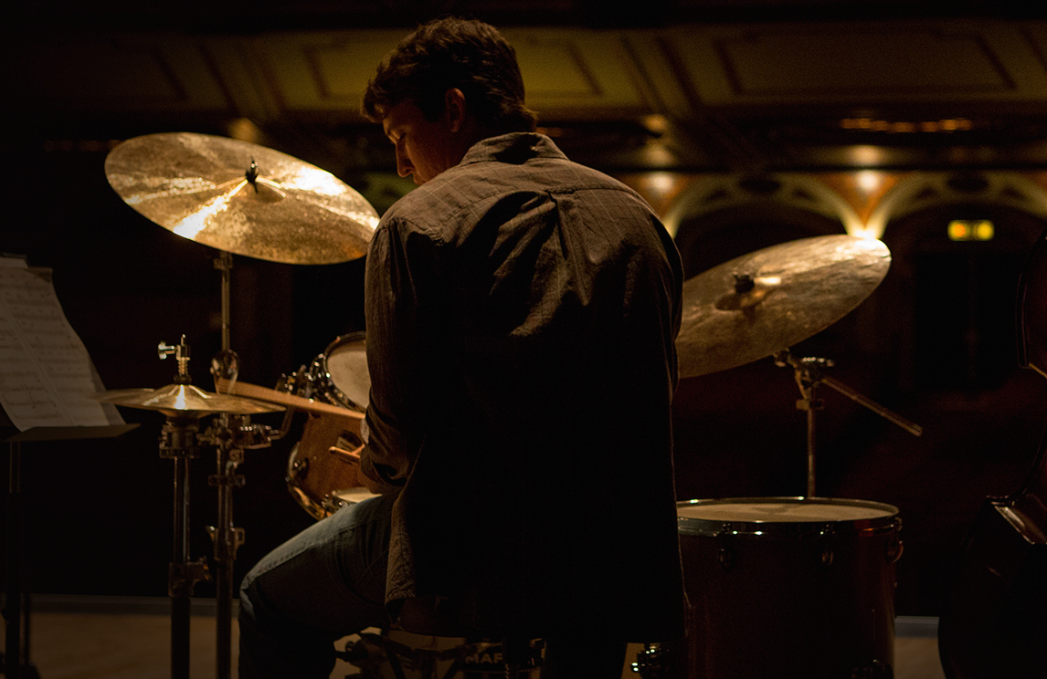 WHIPLASH - Drums Miles Teller JK Simmons movie 2 - Go with the Blog