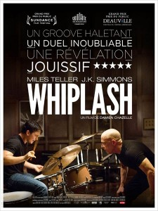 WHIPLASH - Go with the Love - Affiche du film