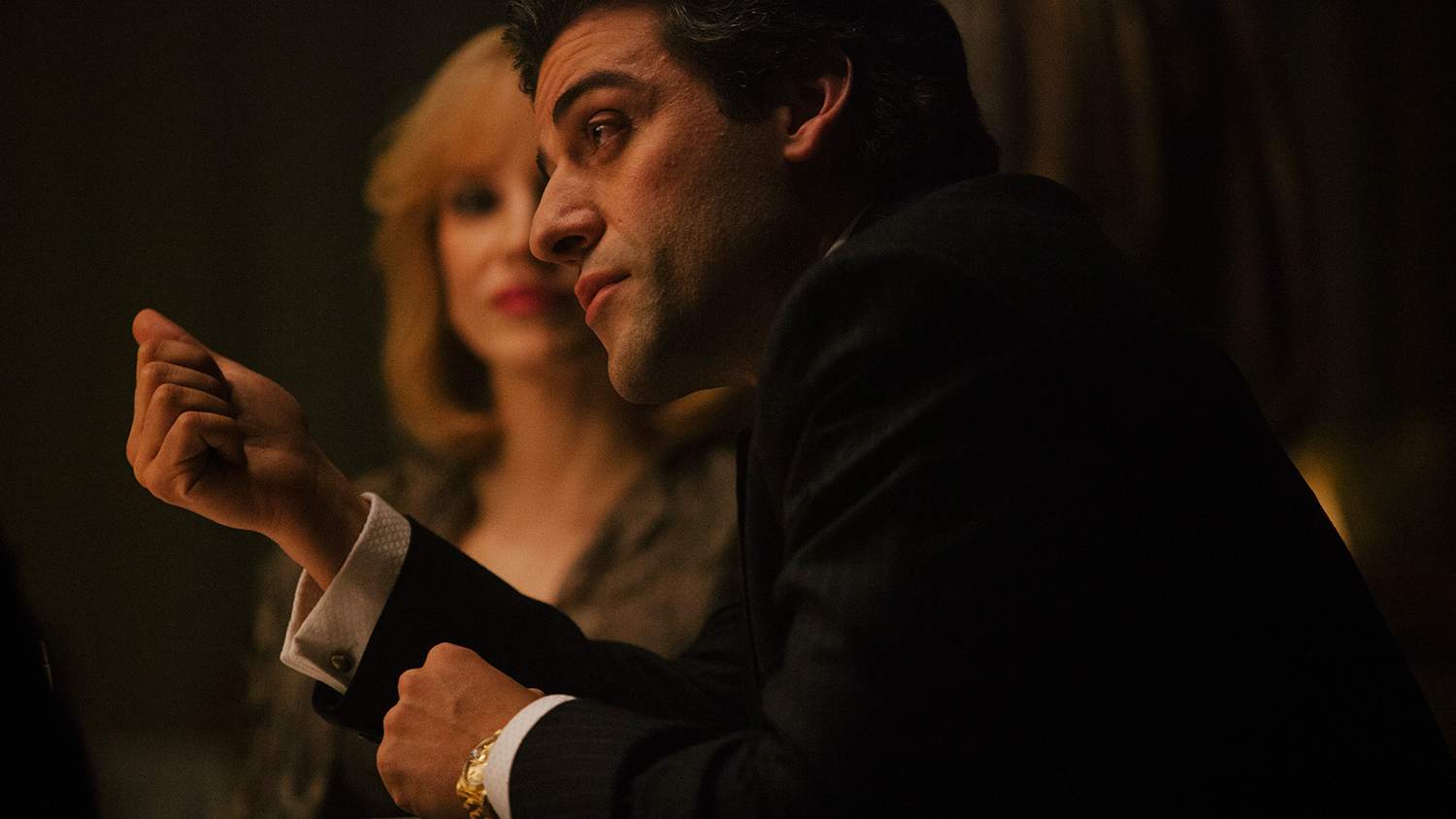 A MOST VIOLENT YEAR - image du film Oscar Isaac Jessica Chastain 3 - Go with the Blog