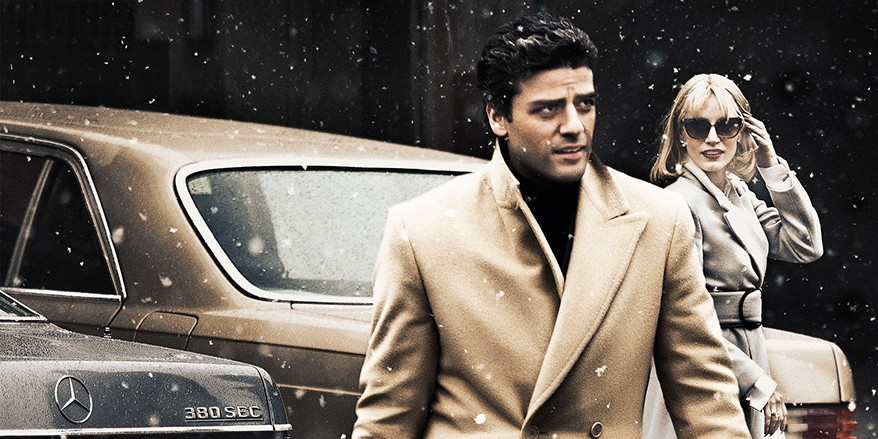 A MOST VIOLENT YEAR - image du film Oscar Isaac Jessica Chastain 7 - Go with the Blog