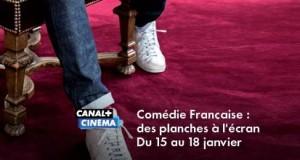La Comédie Française sur Canal+ Cinéma : des planches à l'écran