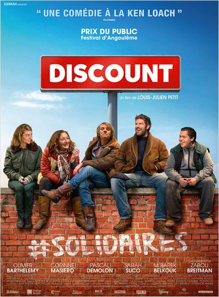 DISCOUNT - Go wiht the Blog - Affiche du film