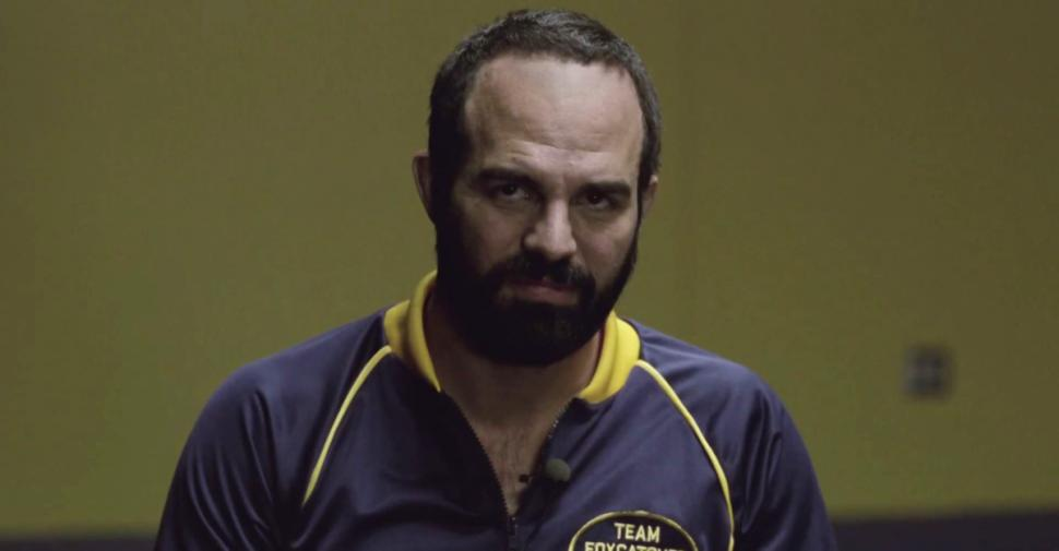 FOXCATCHER - image du film Mark Ruffalo Dave Schultz - Go with the Blog