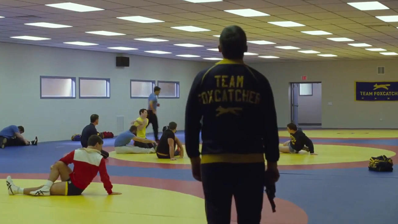 FOXCATCHER - image du film Steve Carell John E Du Pont - Go with the Blog