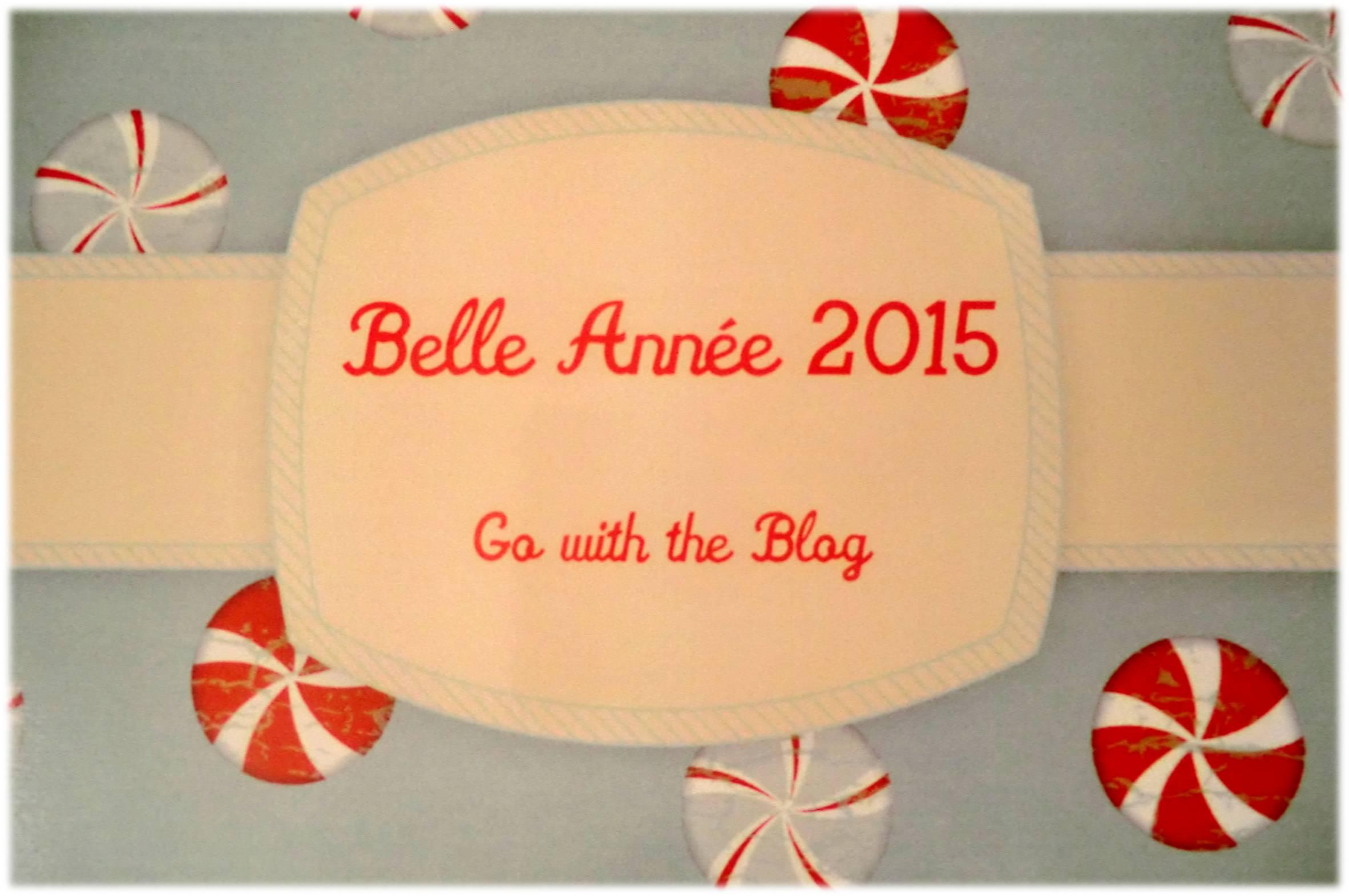 GO WITH THE BLOG - Carte de Voeux 2015 améliorée