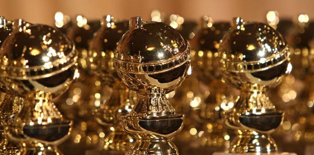 GOLDEN GLOBES 2015 - trophées couleurs