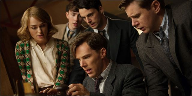 IMITATION GAME - Go with the Blog - Image du film2